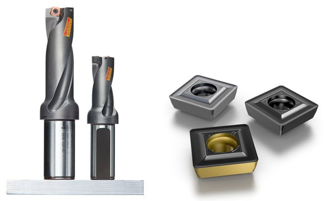 CUTTING TOOLS INDEXIBLES HOLEMAKING