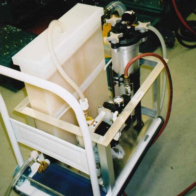 Filtration and Coolant Reclaimation 1